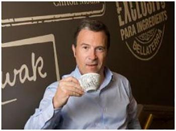 Antonio Veloso fundador Ingredients Café