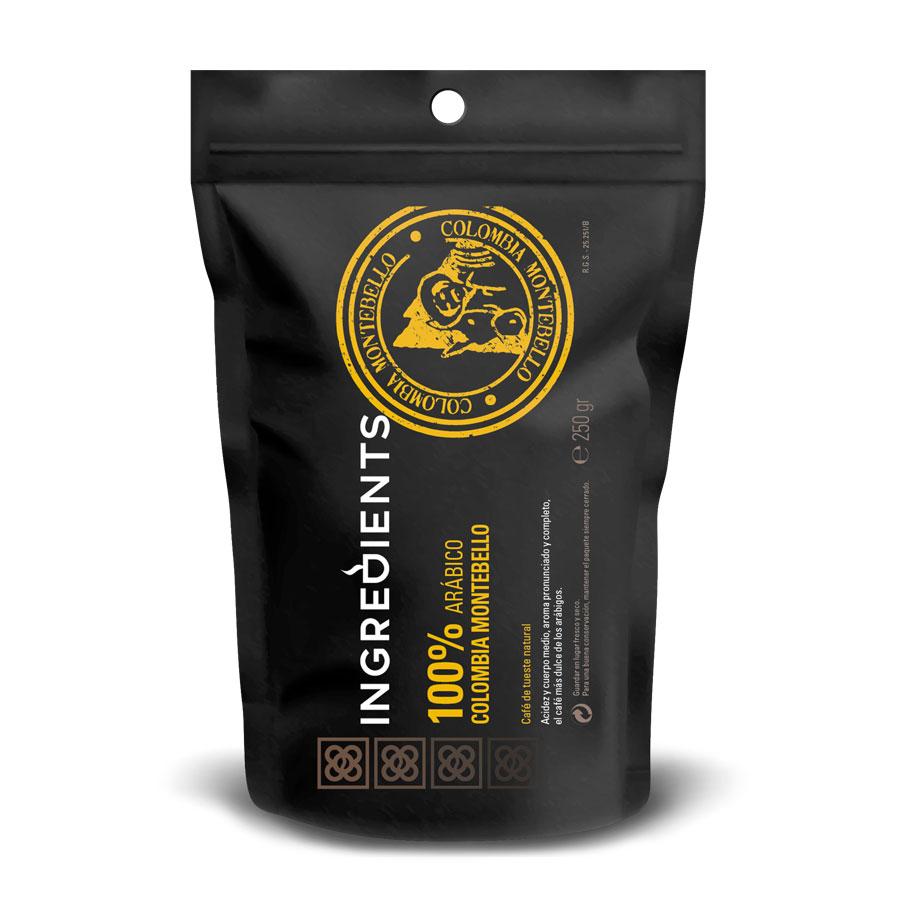 Café origen Colombia Montebello