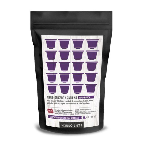 Adigio coffee capsules