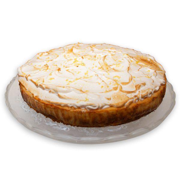 Tarta Cheescake Limón
