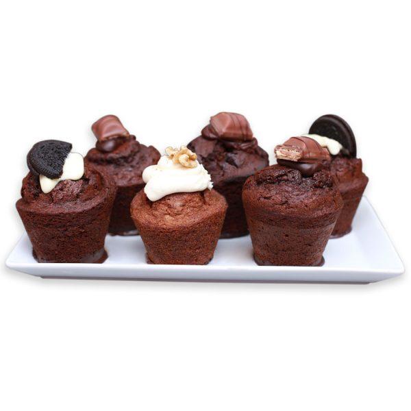 Muffins artesanales