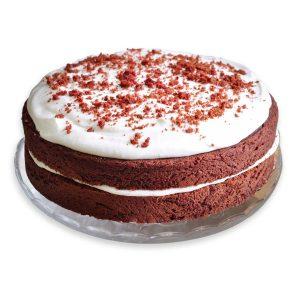 Artisan Red velvet cake