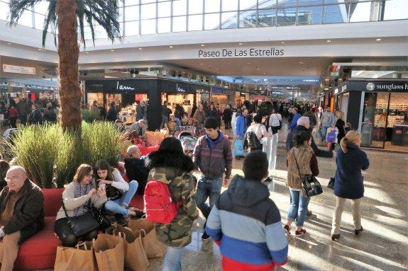 Intu Asturias shopping center