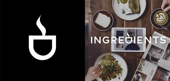 Nuevo logo Ingredients Café