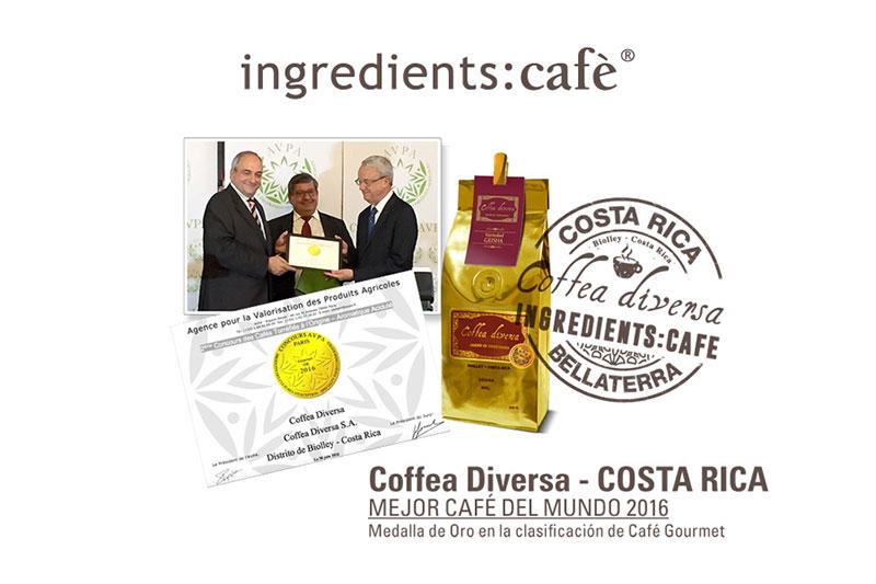 Coffea Diversa el mejor café del mundo